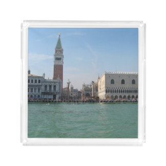 St. Mark's Square from the Grand Canal