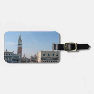 St. Mark's Square from the Grand Canal Bag Tag