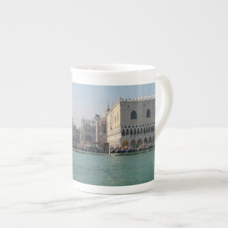 St. Mark's Square from the Grand Canal Tea Cup