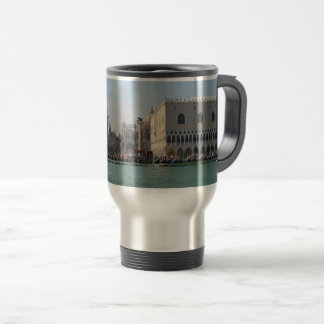 St. Mark's Square from the Grand Canal Travel Mug