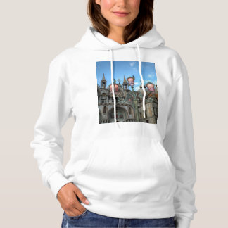St. Marks and Lamp, Venice, Italy Hoodie