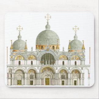 St. Mark's Basilica. Venice Italy Mouse Pad