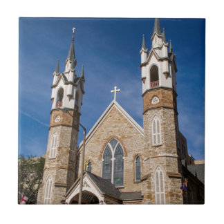 St. Mark's Episcopal Church Grand Rapids Small Square Tile