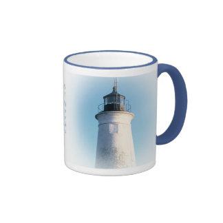 St Marks Lighthouse Coffee Mugs