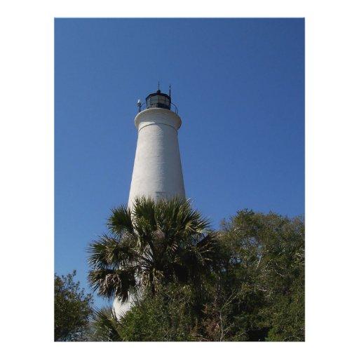 St. Marks Lighthouse Flyer