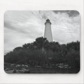 St. Marks Lighthouse Mouse Pad