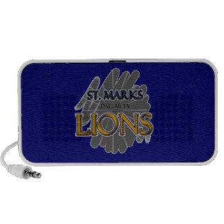 St. Marks School LIONS Dallas TX Travelling Speaker