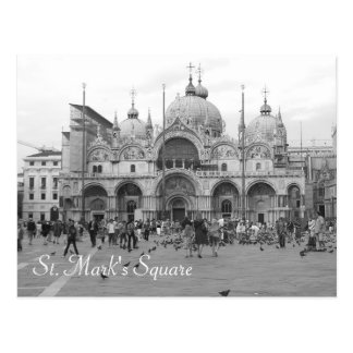 St. Mark's Square Postcard