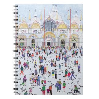 St. Mark's Venice 1994 Notebooks