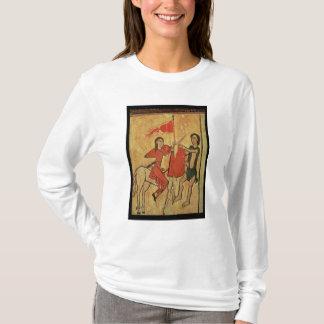St. Martin and the Beggar T-Shirt