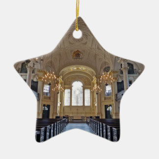 St Martin-in-the-Fields, London Christmas Ornament
