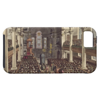 St Martins in the Fields, from 'Ackermann's Microc Case For The iPhone 5
