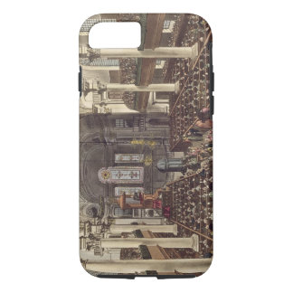 St Martins in the Fields, from 'Ackermann's Microc iPhone 8/7 Case