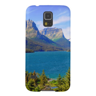 St. Mary Lake,  Glacier National Park,  Montana Galaxy S5 Covers