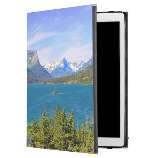 """St. Mary Lake,  Glacier National Park,  Montana iPad Pro 12.9"""" Case"""