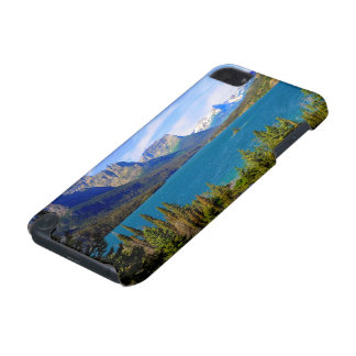 St. Mary Lake,  Glacier National Park,  Montana iPod Touch (5th Generation) Case