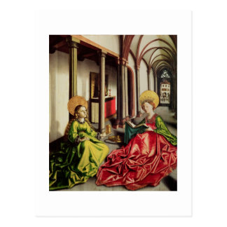 St. Mary Magdalene and St. Catherine of Alexandria Postcard