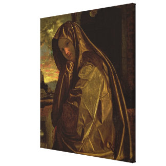 St. Mary Magdalene Stretched Canvas Print