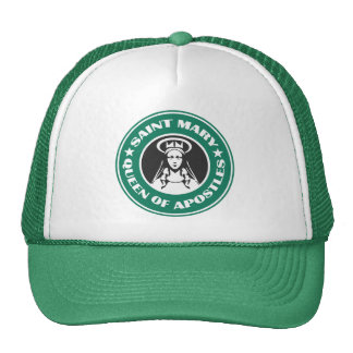 St. Mary Queen of Apostles Mesh Hats