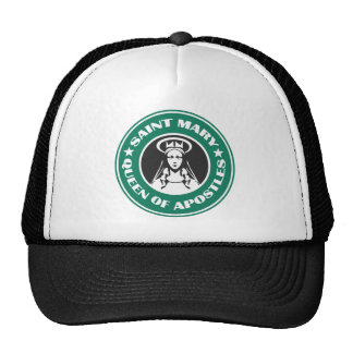 St Mary Queen of Apostles Mesh Hats