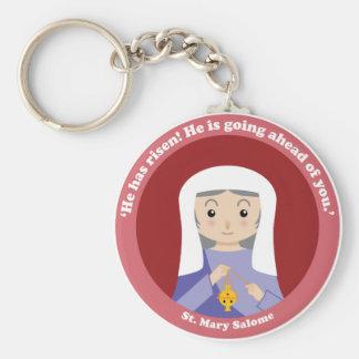 St. Mary Salome Key Ring
