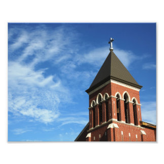 St. Mary's Bell Tower Photo Print
