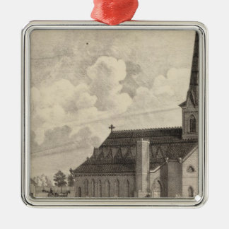 St Mary's Catholic Church Christmas Ornament