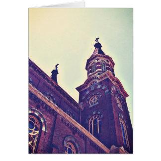 St. Mary's Catholic Church Greeting Card