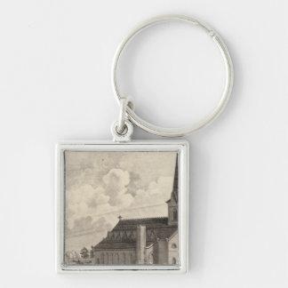 St Mary's Catholic Church Key Ring