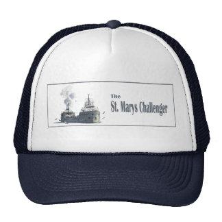 St. Marys Challenger Trucker Hat