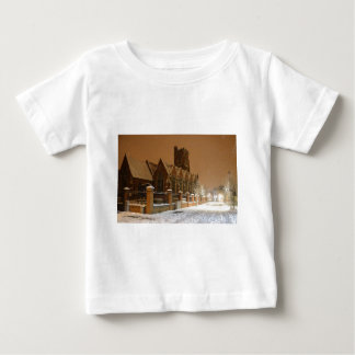 St Mary's Church Acton. Baby T-Shirt