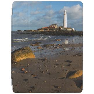 St. Mary'S Island   Whitley, England iPad Cover