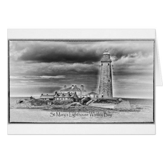 St Marys Lighthouse Card