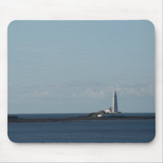 St. Mary's Lighthouse Mouse Mat