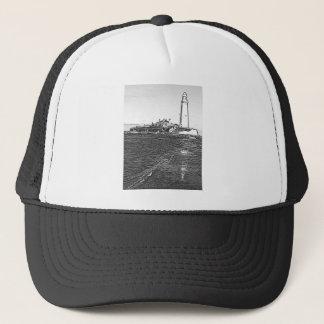 St Marys Lighthouse Trucker Hat