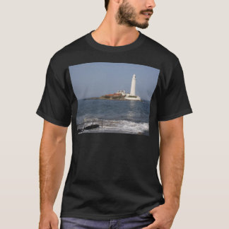 St Mary's Lighthouse, Whitley Bay Tee Shirt