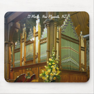 St Mary's New Plymouth, Mousepad
