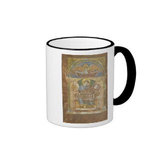St. Matthew, from the Gospel of St. Riquier Coffee Mug