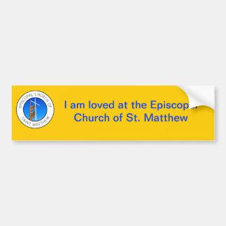 St Matthews Bumper Sticker