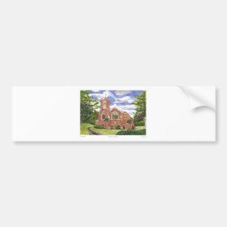 St Matthews Chelston Bumper Sticker