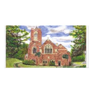 St.Matthews Chelston Photo Greeting Card