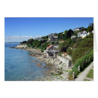 St Mawes, Cornwall Greeting Cards