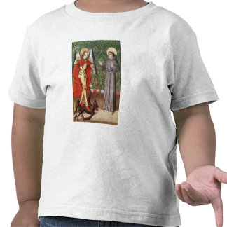 St. Michael and St. Francis of Assisi, c.1480 T-shirts