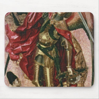 St. Michael and the Dragon Mouse Mat