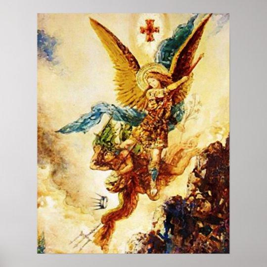 St Michael Archangel 04A Poster