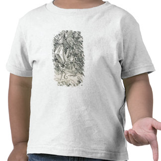 St. Michael Battling with the Dragon Shirts