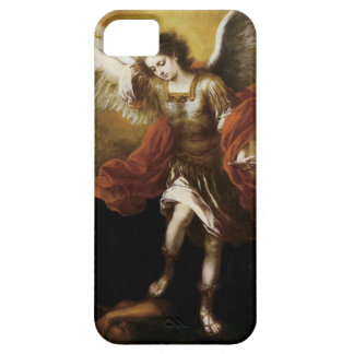 St Michael by Murillo Barely There iPhone 5 Case
