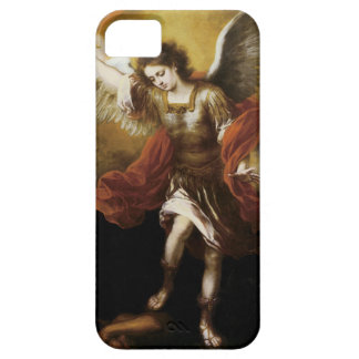 St Michael by Murillo iPhone 5 Case