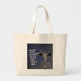 St. Michael Deputy Police Tote Bags