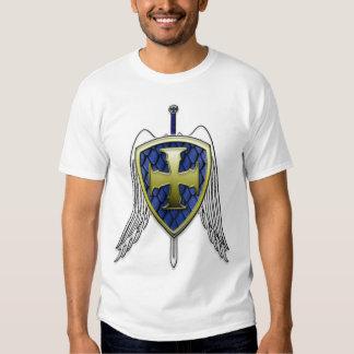 St Michael - Dragon Scale Shield Shirt